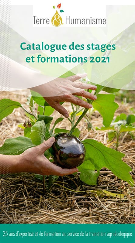 Couv Brochure stages et formations 2020