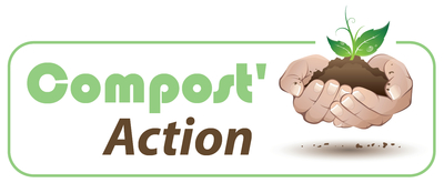 logo compost action